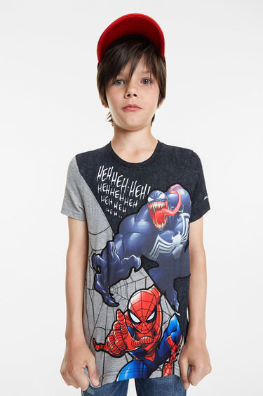 Samarreta Spider-man i Venom | Desigual