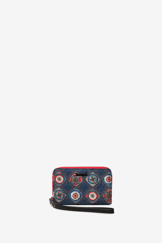 Galactic denim mini-purse | Desigual