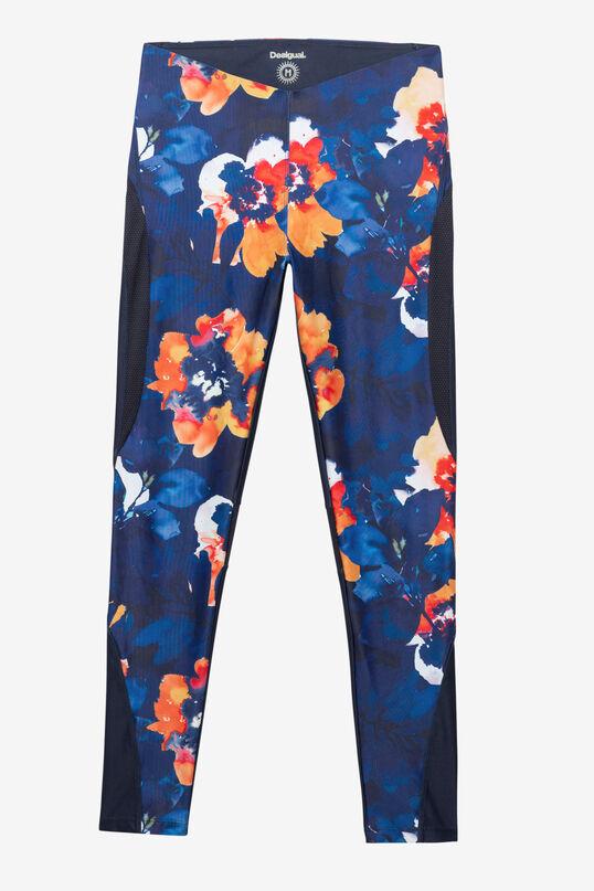 Slim Leggings Camo Flower | Desigual