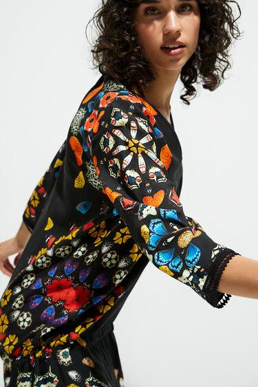 Short dress mandalas | Desigual