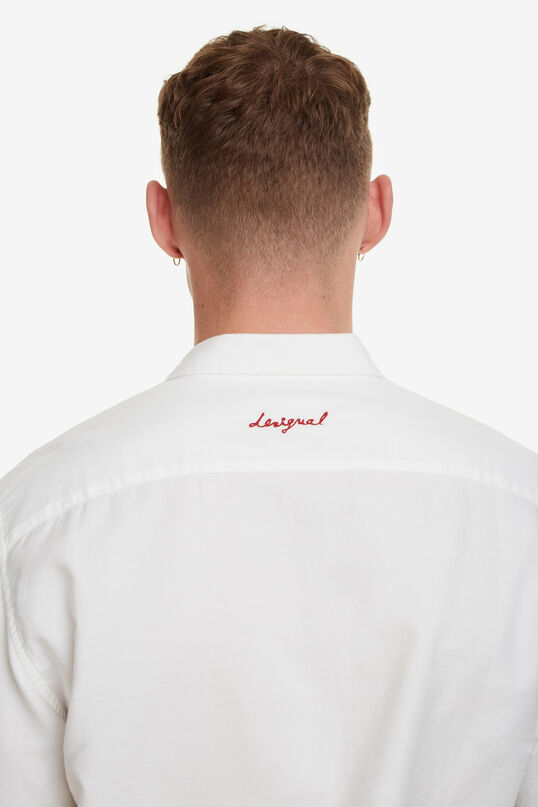 Half-Print Shirt | Desigual