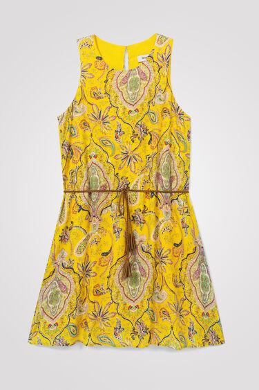 Robe courte loose sans manches | Desigual