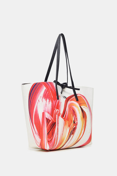 3 in 1 reversible shopping bag | Desigual