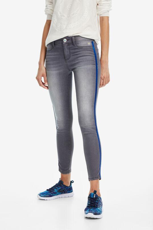 Grey Jeans Rio Low | Desigual