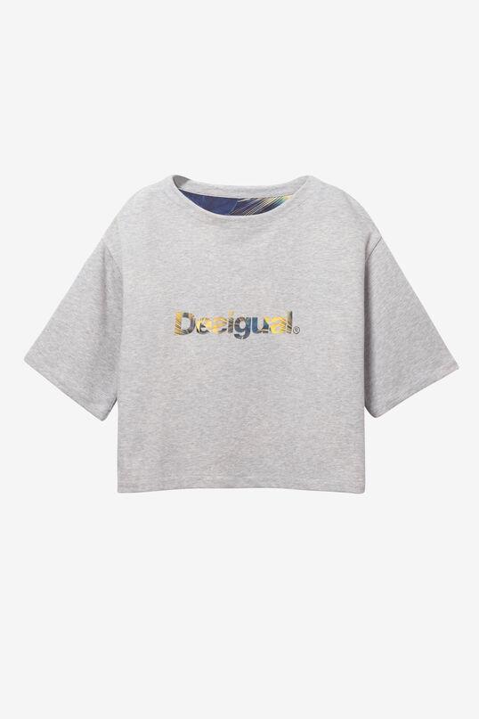 Reversible Sweatshirt Tropic | Desigual