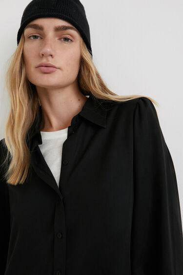 Robe chemise courte | Desigual