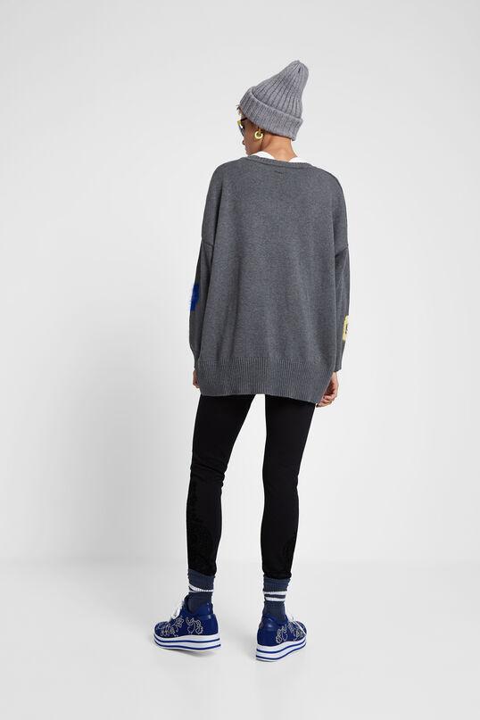 Pantalone slim vita elasticizzata | Desigual