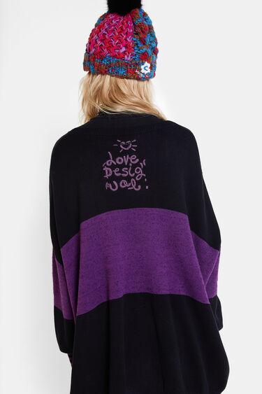 オーバーサイズニットセーター | Desigual