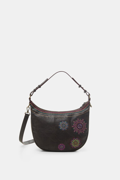 Half-moon bag bellows