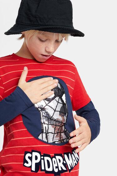 Shirt Spider-Man Wendepailletten | Desigual