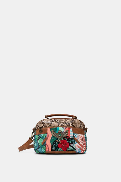 Bolso de mano patch