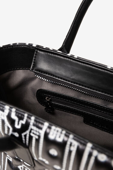 Robots shopping bag | Desigual