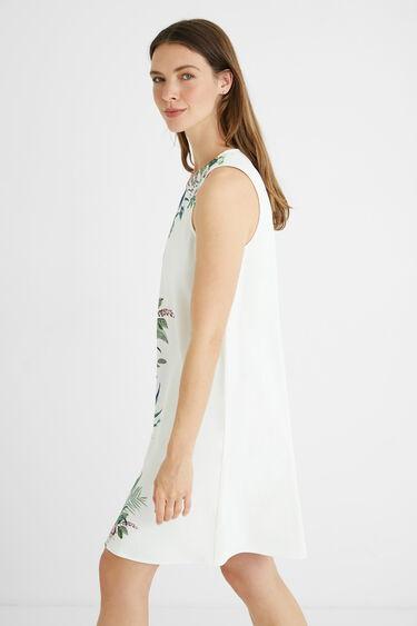 Korte loose fit jurk | Desigual