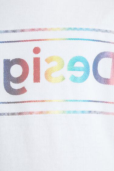 Samarreta bàsica logotip cotó orgànic | Desigual