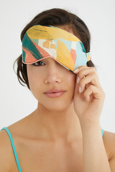 Printed hair tie-mask pack | Desigual
