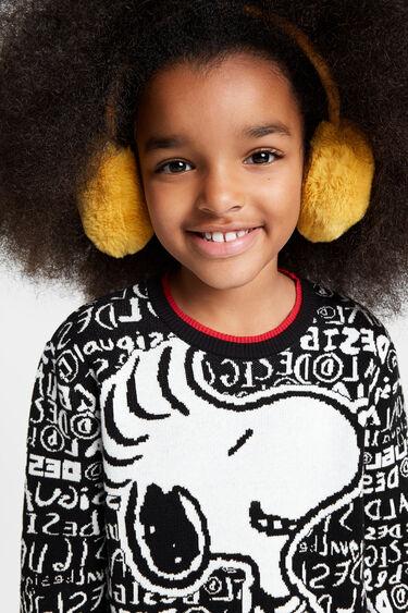 Snoopy tricot jumper | Desigual