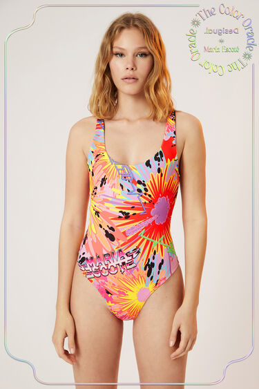Body estampado cor | Desigual