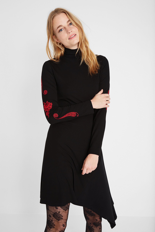 Vestito slim asimmetrico | Desigual