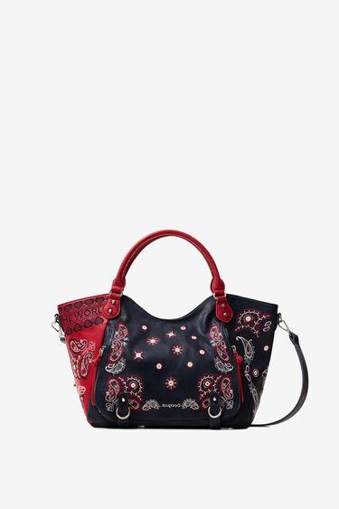 Boho bag embroideries | Desigual