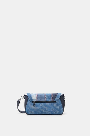 Denim crossbody bag | Desigual
