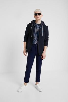 Hooded Blazer Jacket Ame_David
