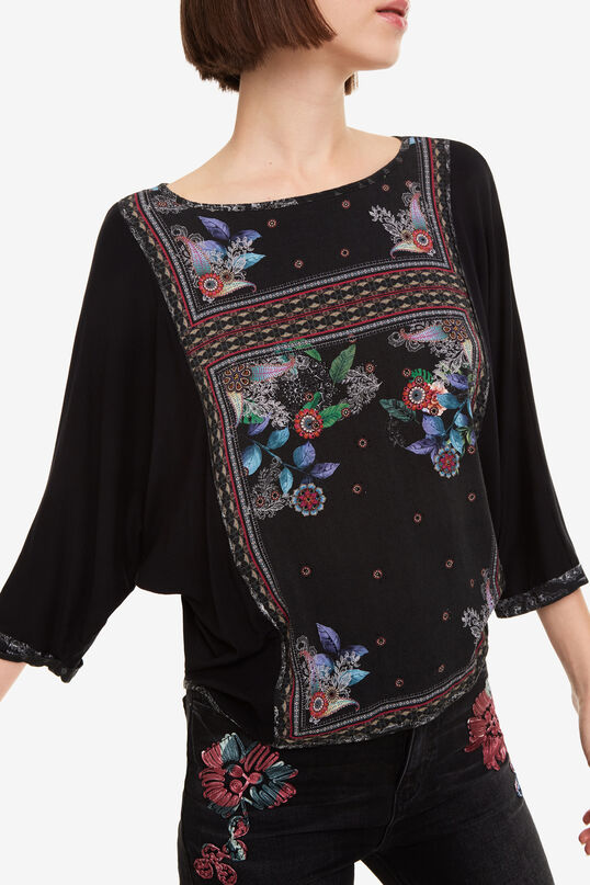 Frieze T-shirt Orinoco | Desigual