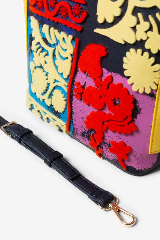 Bag with inner mini-bag | Desigual