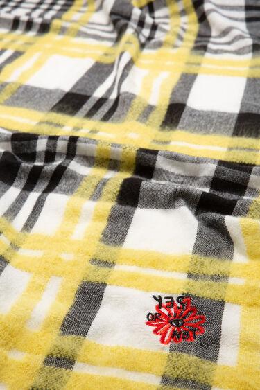 Bufanda tartà brodats | Desigual