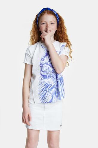 Bolimania cat T-shirt