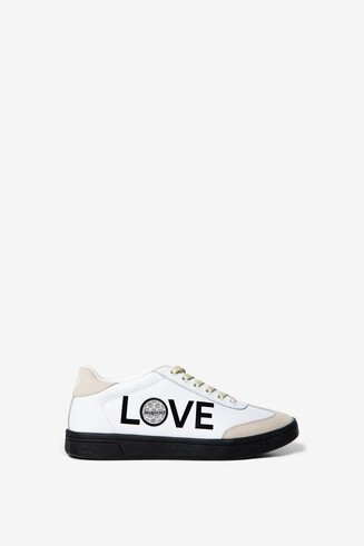 Sneakers Love-Message