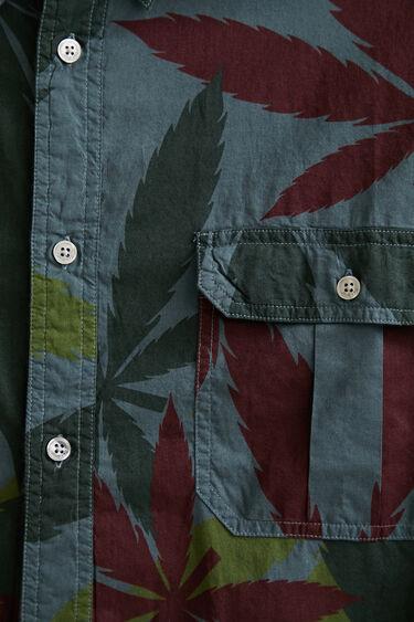 プリント コットンシャツ | Desigual