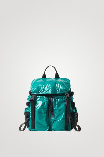 Grand sac à dos matelassé