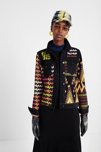 Patch kit jacket