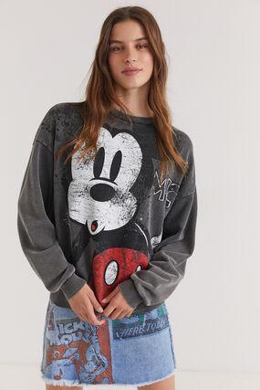 Sudadera Mickey Mouse 100% algodón