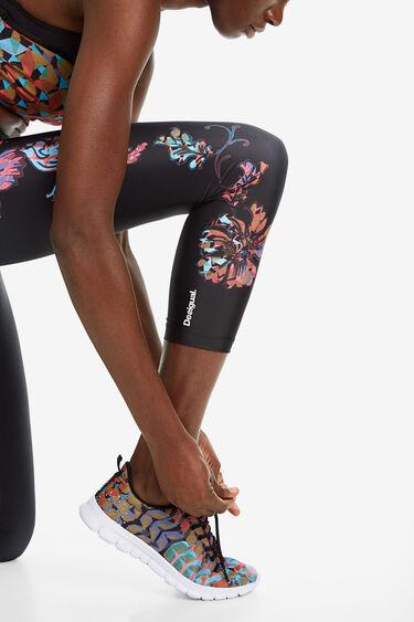 Leggings patch posicional | Desigual