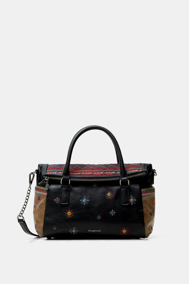 Boho embroideries bag | Desigual