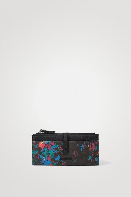 Long coin purse arty