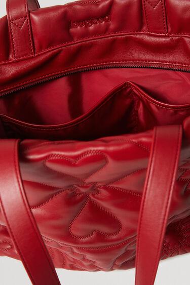 Shopping bag embossed | Desigual