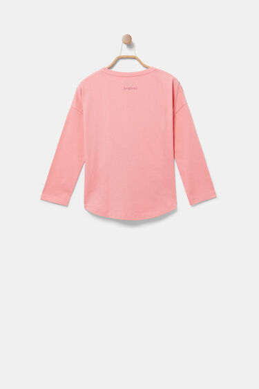 T-shirt oversize floral | Desigual