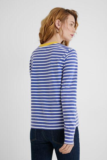 Donald Duck striped T-shirt | Desigual