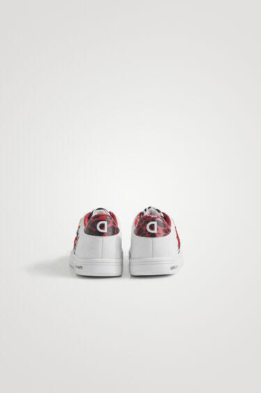 Sneaker classiche ricamate | Desigual