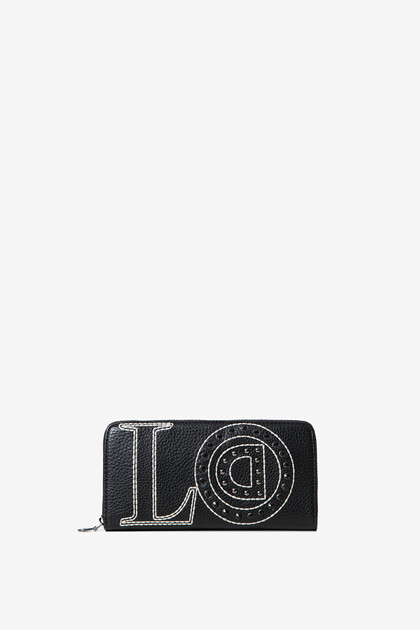 Large coin wallet LOVE