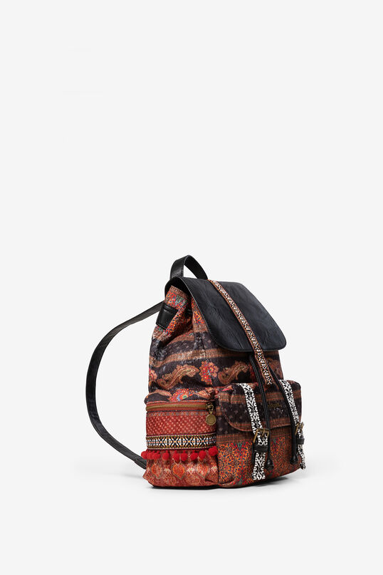 Ethnic print backpack | Desigual