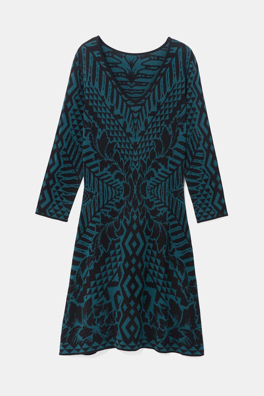 V-neck dress | Desigual