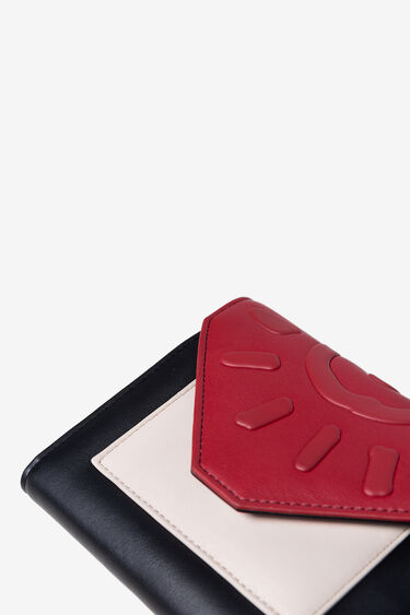 Square envelope coin purse | Desigual