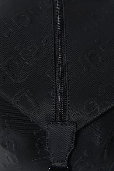 Sac à dos trois anses silhouette sceau   Desigual