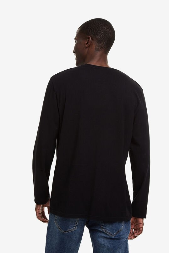 T-shirt ondulé   Desigual