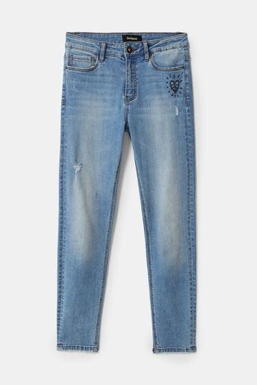 Jeans skinny | Desigual