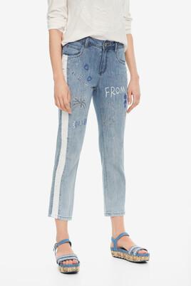 Sequinned Jeans Dublin
