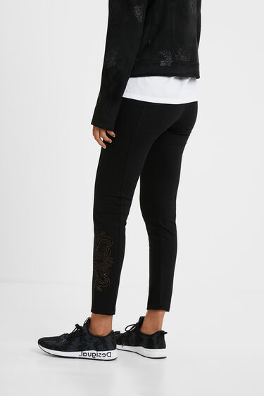 Leggings slim flores | Desigual